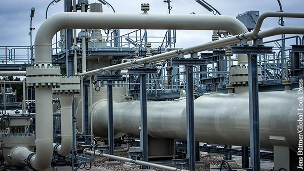 В мире: В Прибалтике раскаиваются за борьбу с российским газопроводом