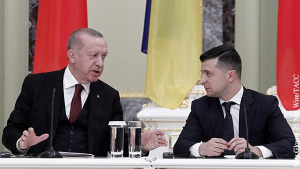 Политолог: Эрдоган тестирует готовность России защищать свои интересы