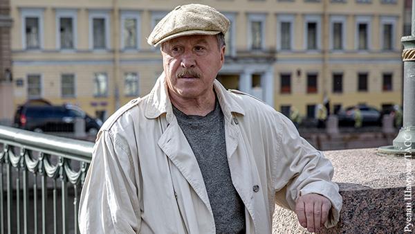 Актер Владимир Стеклов госпитализирован с коронавирусом