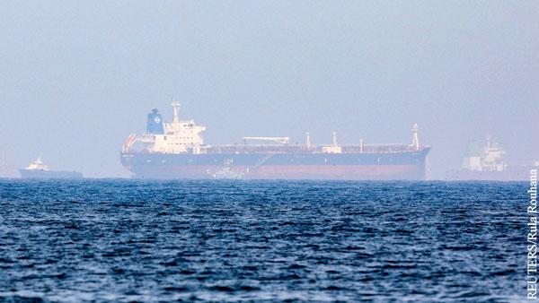 Экипажи четырех танкеров у берегов ОАЭ потеряли контроль над судами