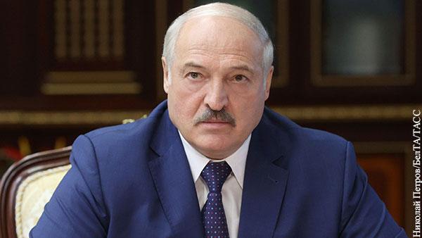 Лукашенко назвал условие признания Крыма частью России