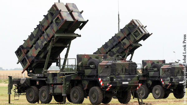 Модернизированные ракеты для ЗРК Patriot успешно испытали в США