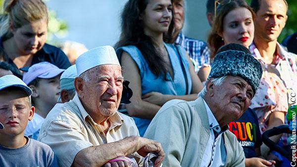 Когда Крым был украинским, то отношение Киева к местным татарам было циничным