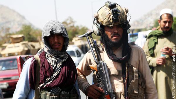 Талибы собрались представить новую систему управления Афганистаном