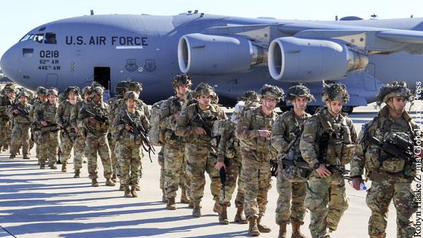 МИД назвал причину поражения США в Афганистане
