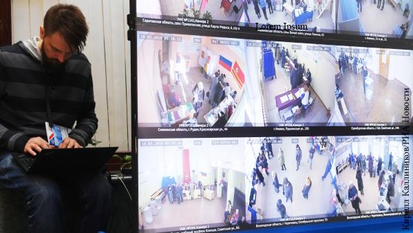Доступ к видеонаблюдению за выборами будет возможен более чем через 50 тыс. аккаунтов