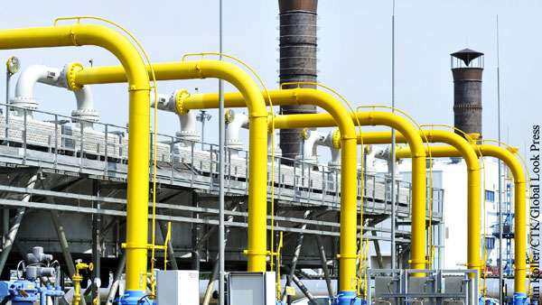 Украина сочла контракт с Газпромом не лучшей гарантией сохранения транзита