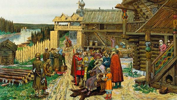 В мире: Украина снова стремится стать Россией