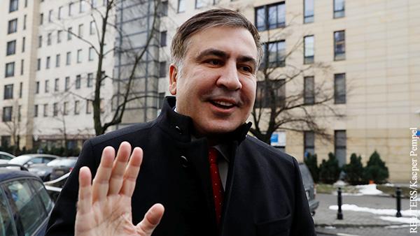 Саакашвили объявил о возвращении в Грузию к выборам 2 октября