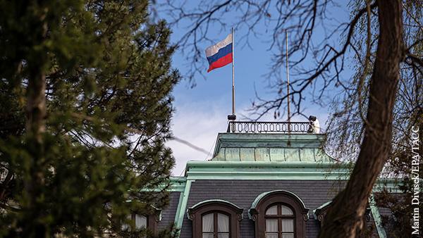 Посольство России в Праге направило в МИД Чехии ноту из-за задержания россиянина