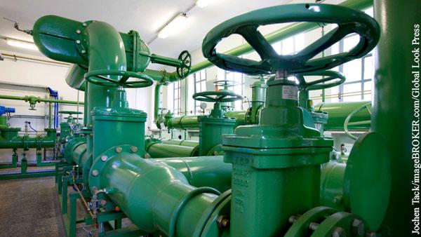 Цена газа в Европе превысила 760 долларов за 1 тыс. кубометров