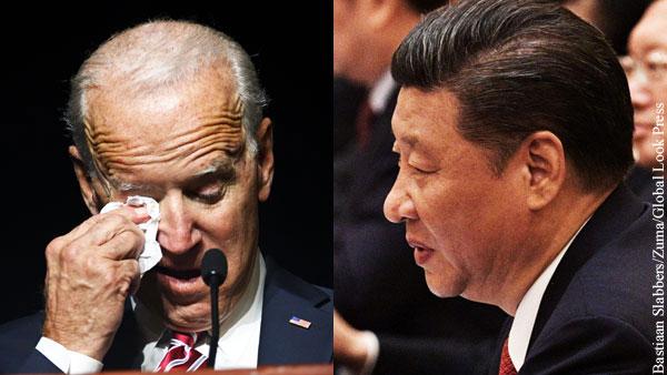 Си Цзиньпин отказался встречаться с Байденом и велел смягчить тон