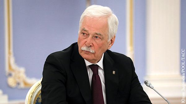 Грызлов заявил об отказе Киева вернуться к работе в Минске в очном формате
