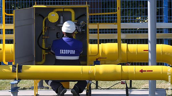 В Европе требуют наказать Газпром