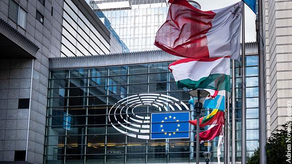 Европарламент становится гнездом русофобии