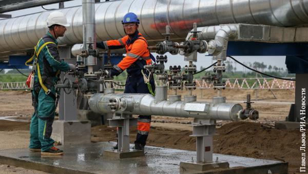 В Европе призвали Россию увеличить поставки газа
