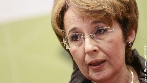 Оксана Дмитриева намерена инициировать появление в Госдуме депутатов-фракций