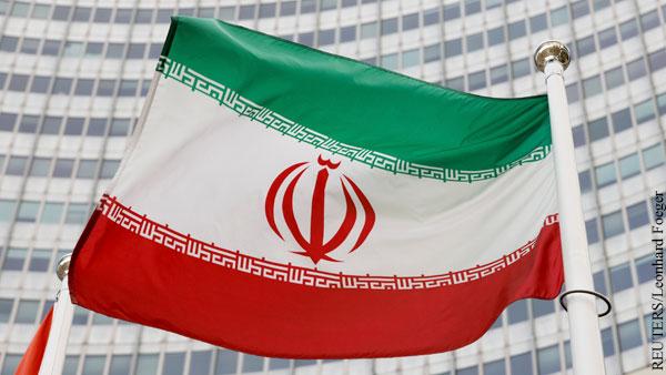 Иран выразил надежду на снятие санкций в результате переговоров по ядерной сделке