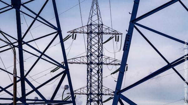 Россия стала главным поставщиком электроэнергии в Грузию