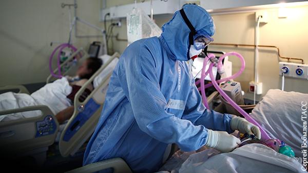 В России выявили 21,6 тыс. случаев коронавируса за сутки