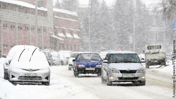Синоптики предсказали «репетицию зимы»