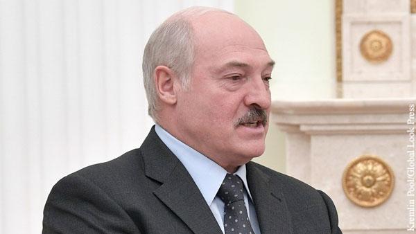 Лукашенко допустил возможность стать главой Всебелорусского народного собрания