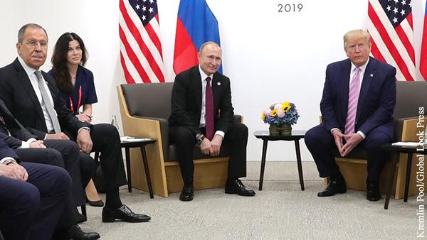 В Кремле объяснили выбор «красивой переводчицы» на встречу Путина и Трампа