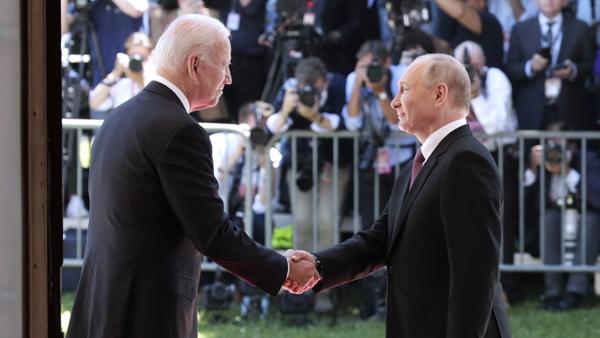 В Белом доме ответили на вопрос о встрече Путина и Байдена в Риме