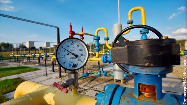 ЕС предложил увеличить поставки газа Украине