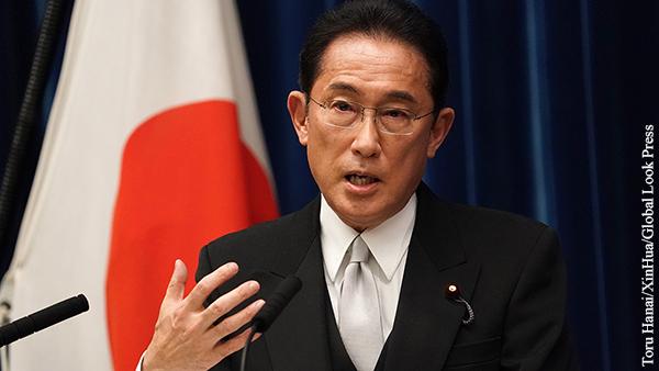 В мире: Япония решила испортить отношения с Россией