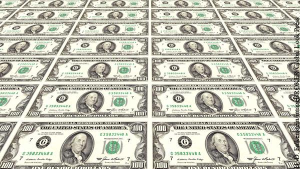 Конгресс США проголосовал за временное повышение лимита госдолга