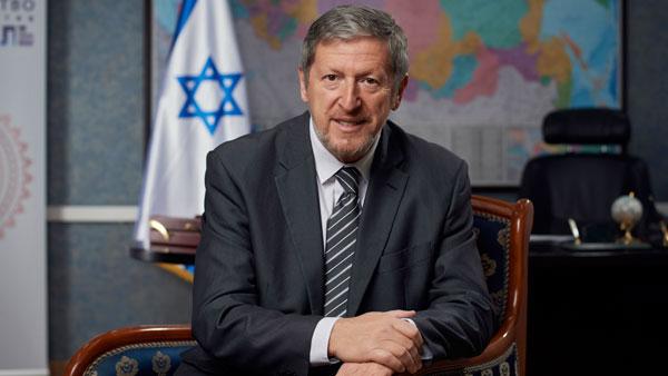 Как считает Александр Бен Цви, Израиль и Россия переживают лучшую стадию отношений за 30 лет