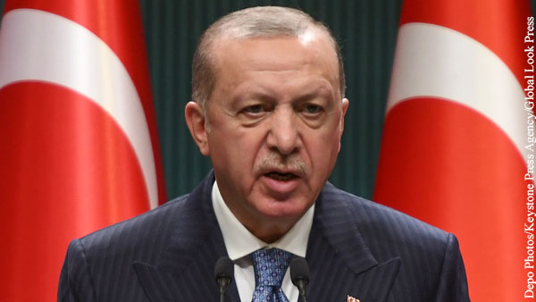 Эксперт: Эрдоган хочет продолжать экспансию в Сирии руками России и Америки