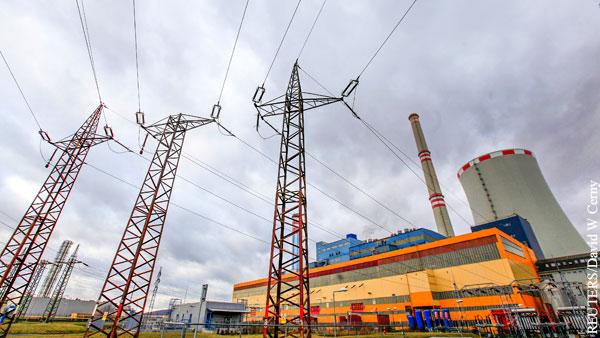 Повышение цен на электроэнергию – только начало большой цепочки проблем в мировой экономике