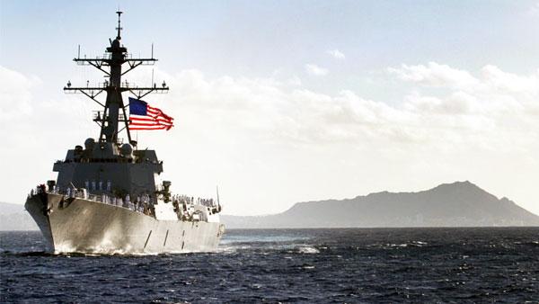 США не увидели нарушений в попытке эсминца пересечь российскую границу