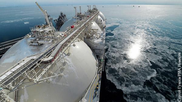 Сжиженный природный газ из Катара не сможет в ближайшее время выручить Европу