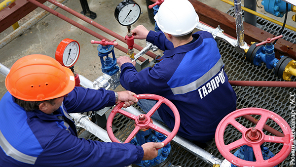 Россия обещает помочь Британии с газовым кризисом