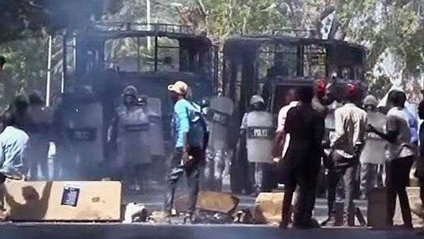 Армия уже привыкла «наводить порядок» в Судане