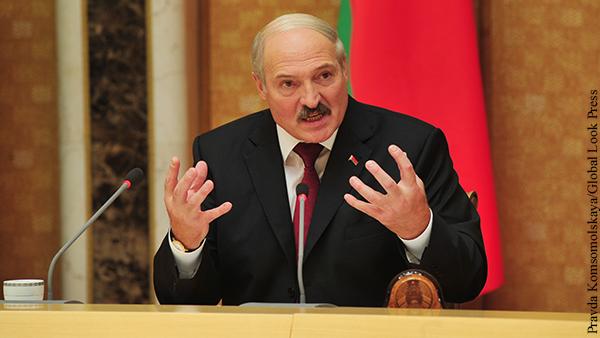 Зачем Лукашенко нужна «бешеная напряженка» с Россией