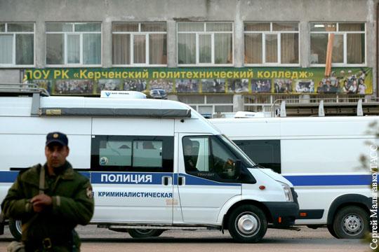 В Общественной палате указали на корень проблемы, приведшей к керченской трагедии