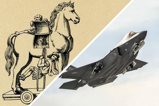Что такое троянский конь по-американски