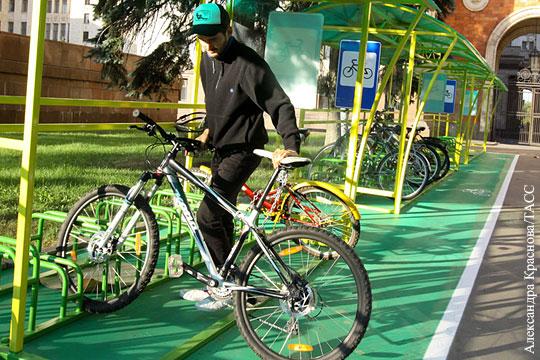 Угон велосипеда статья