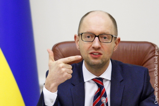 Блок Порошенко требует «ликвидировать режим Яценюка»