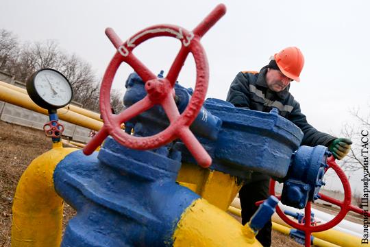 Украинская ГТС подходит к критической степени износа