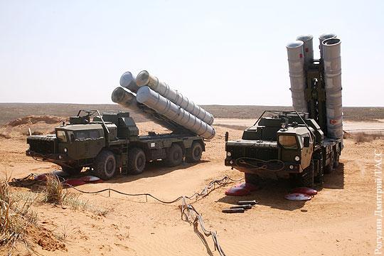 Российские С-300 закрыли небо Сирии от американских крылатых ракет