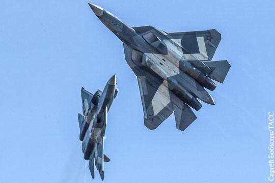 Су-57 оказался дорогой и бесполезной игрушкой