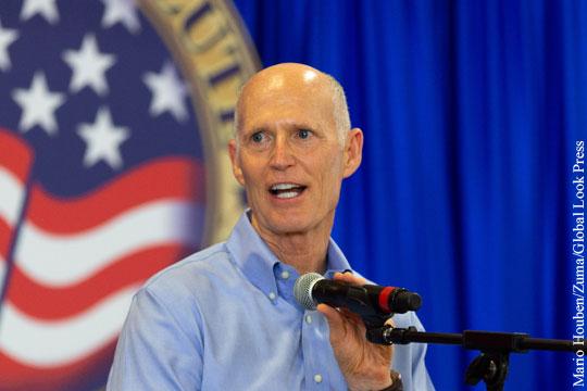 Губернатор Флориды резко отреагировал на заявление о российском «проникновении»