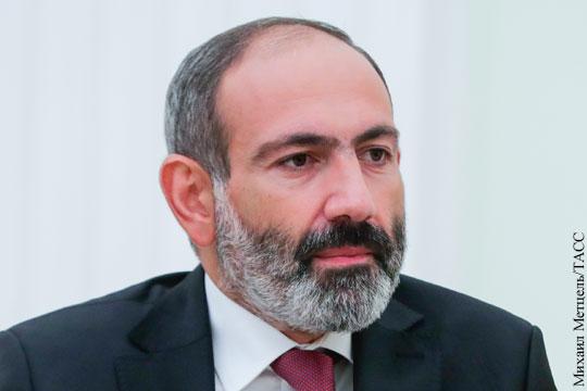 Армения предложила назначить Пашиняна генсеком ОДКБ