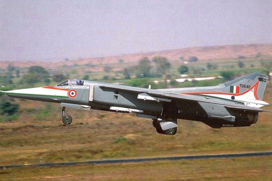 Индийский пилот рассказал об особенностях полетов на МиГ-27