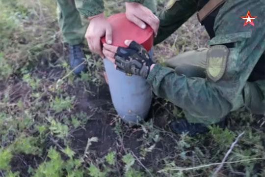 В ДНР показали испытания снаряда для смертоносного «Чебурашки»